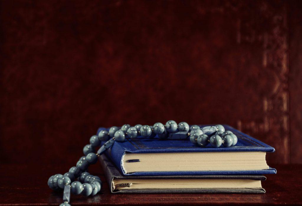 Blaues Buch Rosenkranz