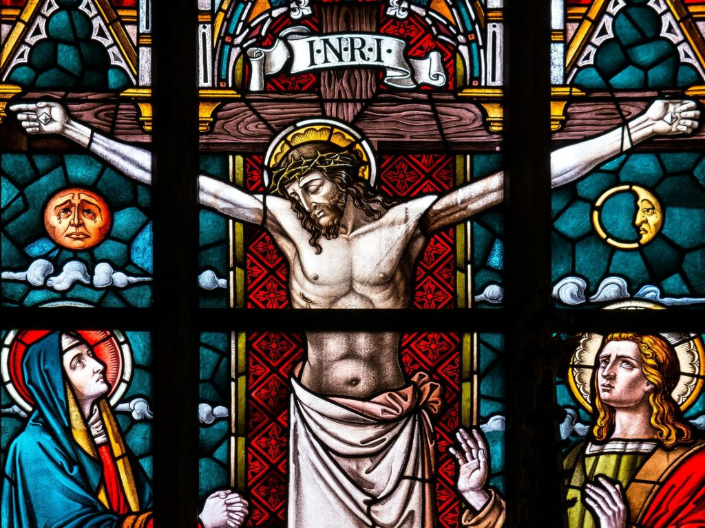 Jesus Fenster